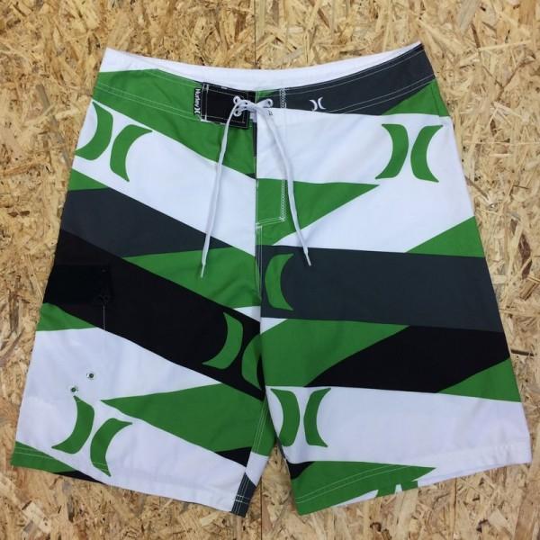 Hurley Boardshort Zero white/green