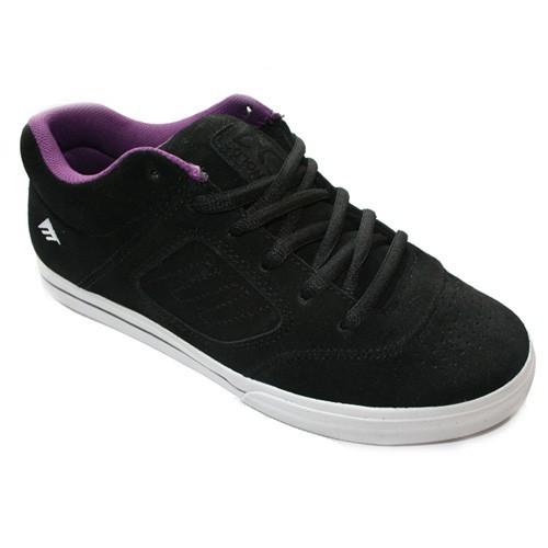 Emerica Schuhe Reynolds 3 SMU black/black/gum