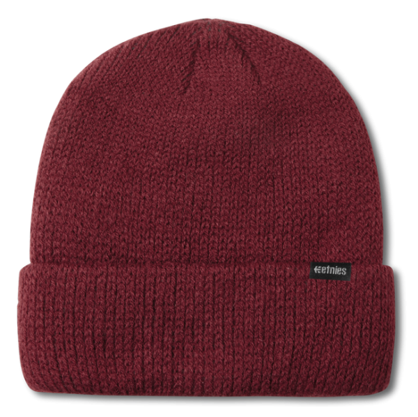 Etnies Warehouse Beanie burgundy