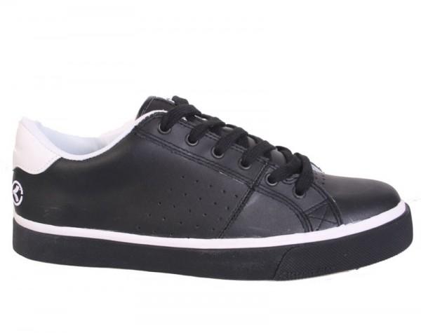 Kustom Schuhe Katanised black