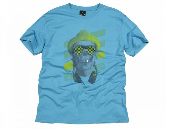 Quiksilver T-shirt Volume Pupper blue