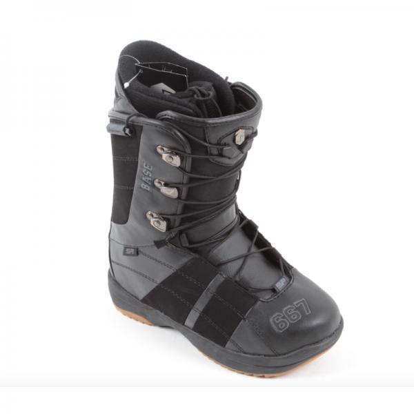 SP Boot Base Black