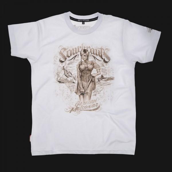 Sourkrauts Limited Edition T-Shirt Dirndl