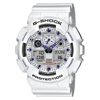 Casio G-Shock Uhr GA-100A-7AER