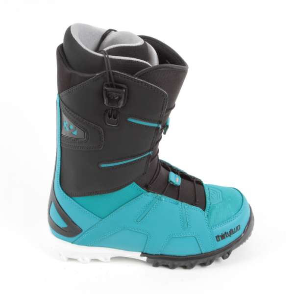 Thirtytwo Boots Lashed Fasttrack black/blue/white