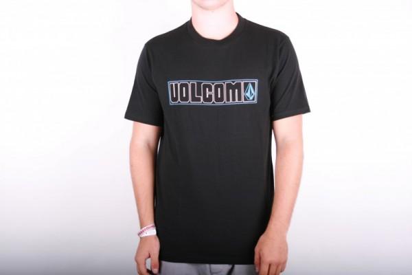 Volcom T-Shirt Basic Stone Age Black