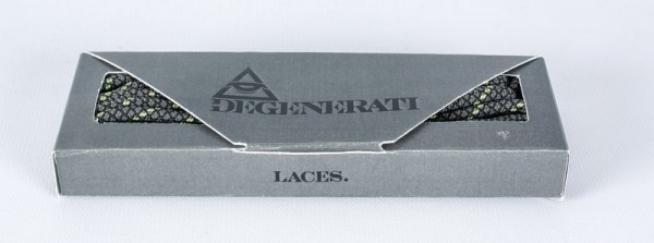 Degenerati Laces black/green