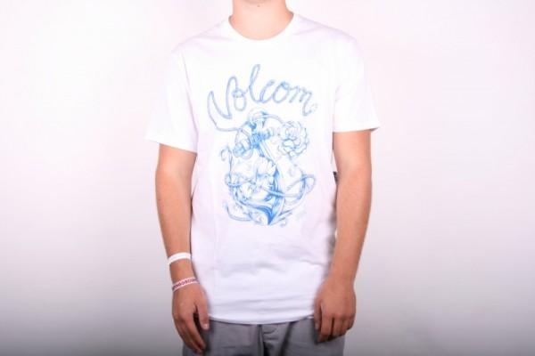 Volcom T-Shirt Smoke Stone SS Basic