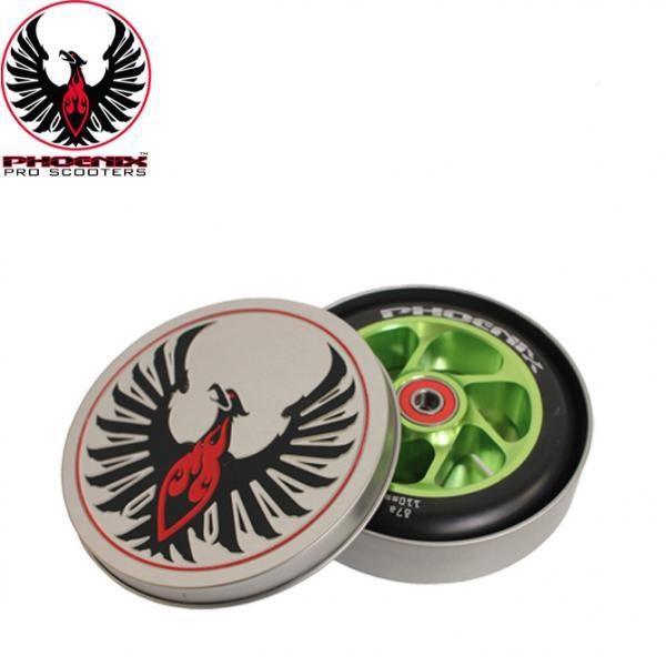 Phoenix Wheel Integra 6 Spokes Green