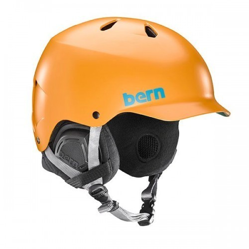 Bern EPS Helm Watts with premium BOA Liner - Orange