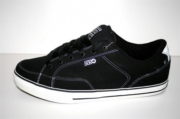 DVS Schuhe Carson black/nubuck