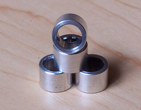 Skateboard / Longboard Spacer 10x10mm