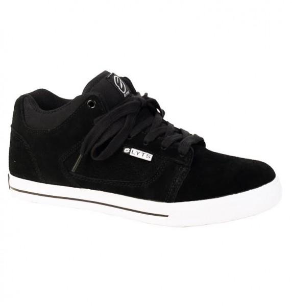 Elyts Schuhe Troops Black