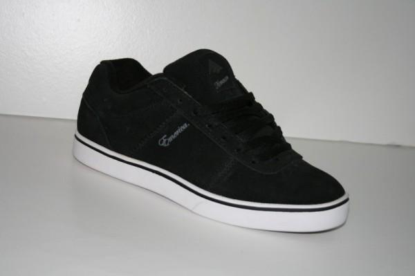 Emerica Schuhe Herman 2 black/black/white
