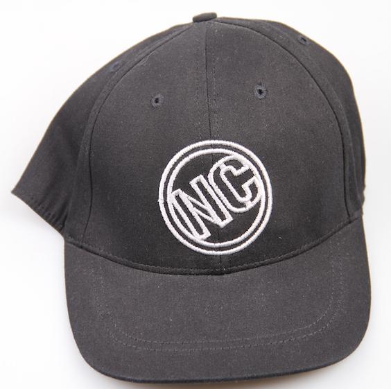 NC Collective Logo Cap Black