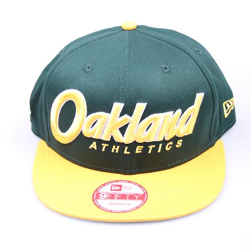 New Era Cap 9-Fifty Snapback Oakland Athletics