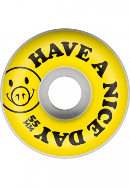 PIG Wheels 101a 53mm - Have a nice day