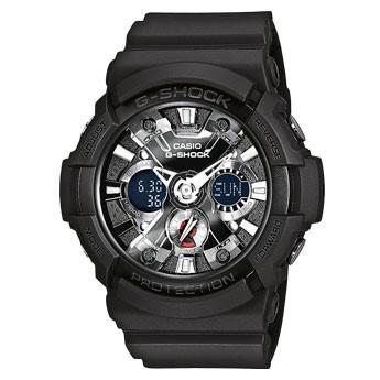 Casio G-Shock Uhr GA-201-1AER black