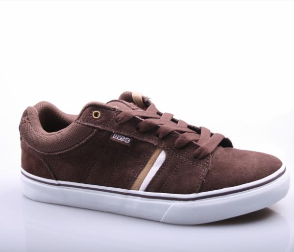 DVS Schuhe Berra 6 Brown Suede