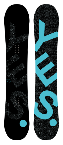 Yes Snowboard Basic 152