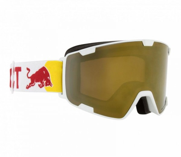 Red Bull Spect Eyewear Goggle Park white