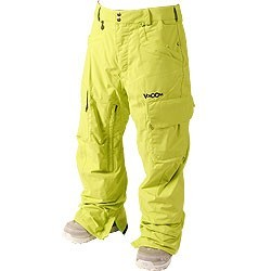 Volcom Snow Pant Entities lime