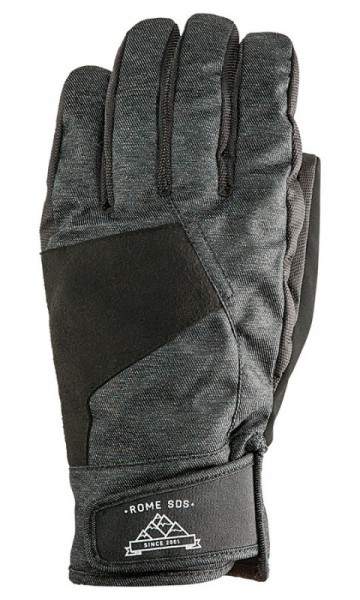 Rome Gloves Nomad Black