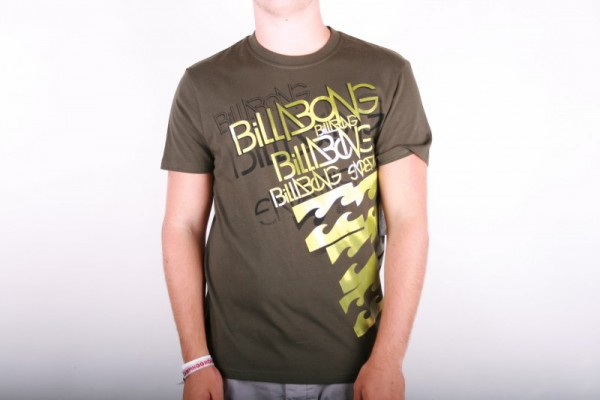 Billabong Hydro Cypress T-shirt Olive