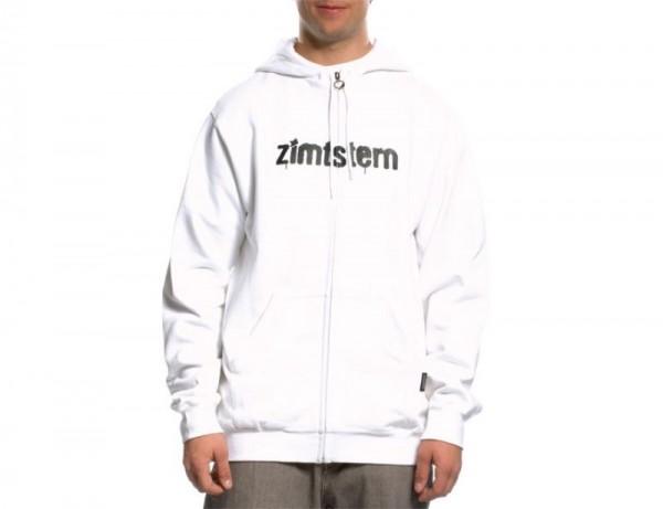 Zimtstern Zip Hooded Spray Logo