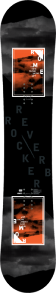 Rome Snowboard Reverb Rocker 154