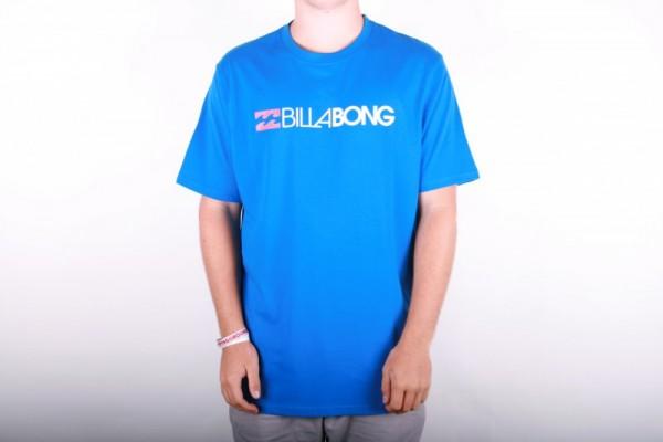 Billabong T-shirt Trifecta Electric blue