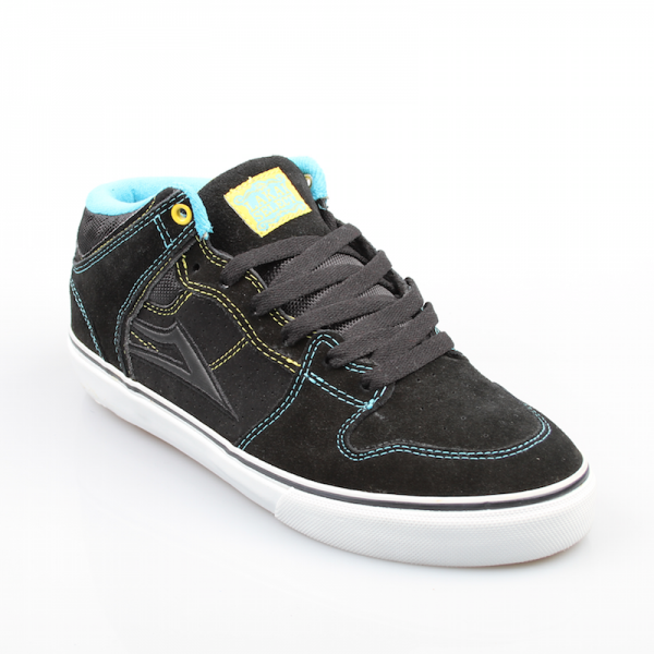 Lakai Schuhe Carroll Select black suede
