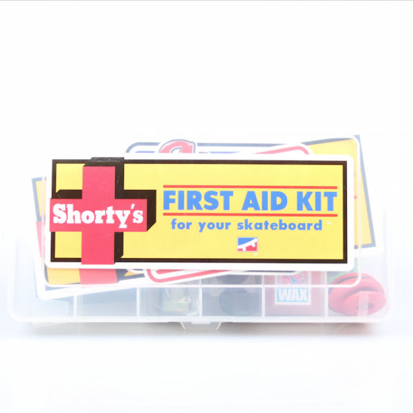 Shorty's Fist Aid Kit For Your Skateboard