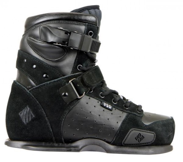 USD Inline Skates Imperial black Boot only