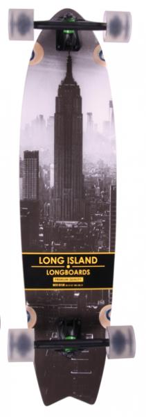 Long Island Longboard Complete Skyline