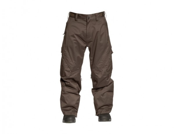 Zimtstern Snow-Pant Bear brown