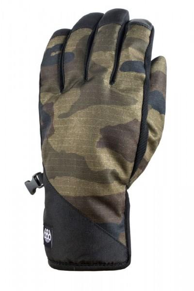 686 Ruckus Pipe Glove camo
