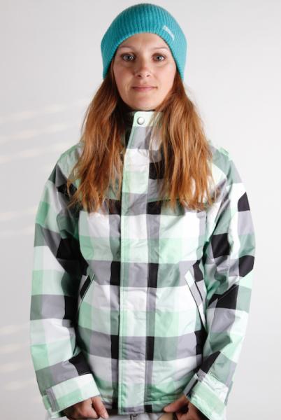 Vans Snow-Jacket Sedgwick Plaid Girls