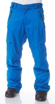 Lightsboardcorp Snowboard Pants Roach Pant Imperial Blue