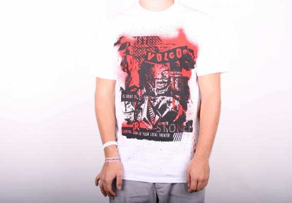 Volcom T-Shirt Horror SS Stone Age