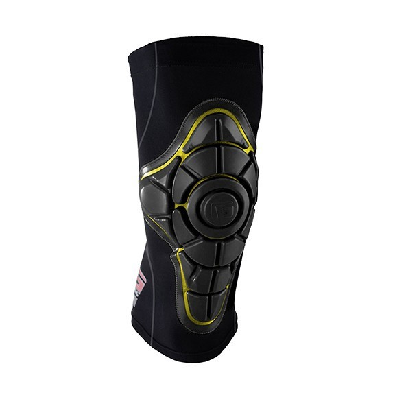 G-Form Pro-X Kneepads Black/ Yellow