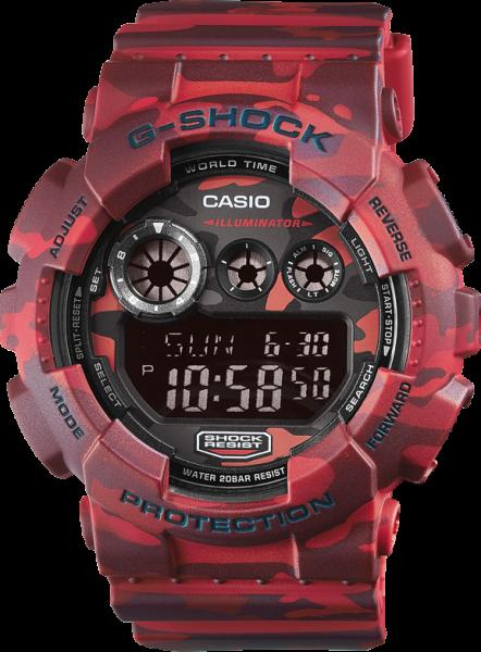 Casio G-Shock Uhr GD-120CM-4ER