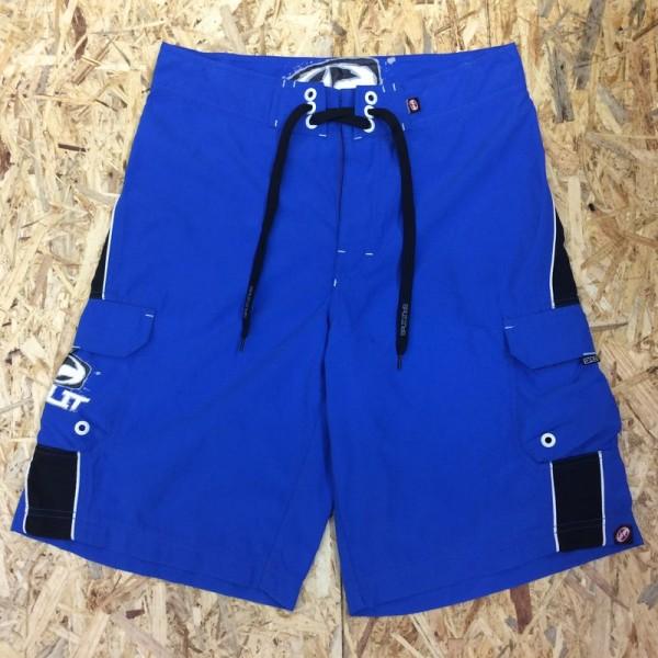 Split Boardshort Containment blue