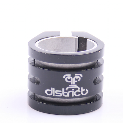District Double Light Clamp