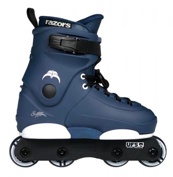 Razors Skate Genesys Junior 8 wheels US 3-6 (8W) navy/white