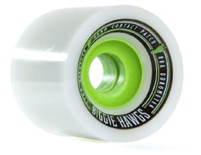 Hawgs Longboard Wheels Bigger Biggie Hawgs 73mm 80a - White