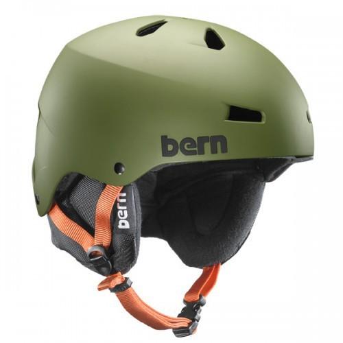 Bern Helm Macon EPS Olive Green