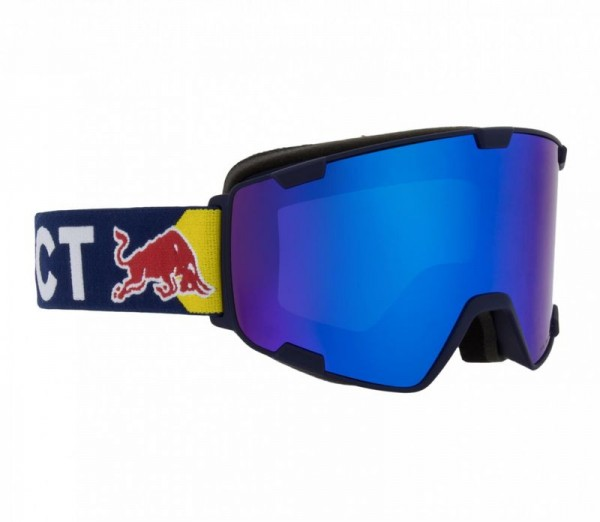 Red Bull Spect Eyewear Goggle Park dark blue