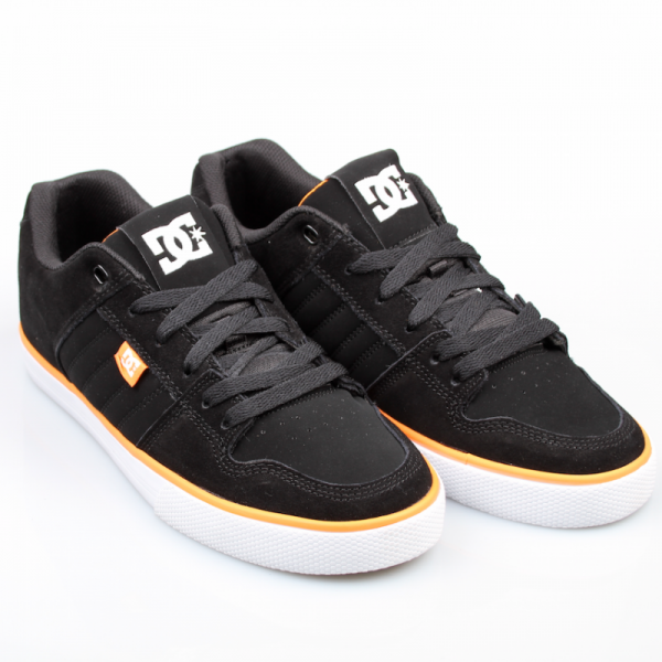 DC Schuhe Course black/white/orange