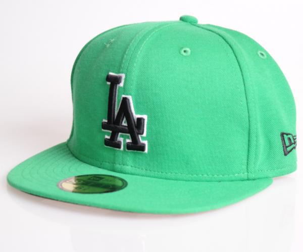 New Era Cap 59-Fifty LA green/black/white